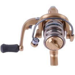 10bb шарикоподшипник 5.2:1/ 4.9: 1 металлическая морская рыбалка спиннингом катушки снасти от