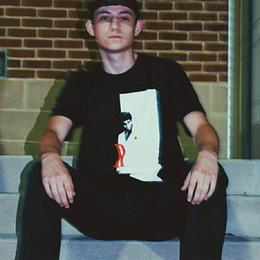 Canada 17FW Scarface T-shirt déversé Europe Fashion Summer Box logo T-shirt skateboard Haut Hommes Femmes Rue HFLSTX020 Offre
