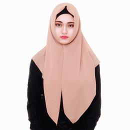Wholesale Annda marca para mujer cm cm gasa bufanda cuadrada hijab turbante musulmán hijab tapas cubiertas de cabeza