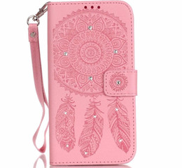 apple flip Canada - Leather Flip Phone Case For iPhone X 6 6S 7 8 Plus 5 5S SE For Samsung Galaxy S6 S7 Edge S8 Plus A3 A5 A7 J3 J5 J7 2017 Card Slot Cover