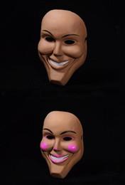 trajes de deus Desconto Vendas quentes Plano de apuramento humano GOD Máscara trajes de Halloween Bar festa show Casa assombrada adereços Filme e televisão cos Máscara facial completa homens