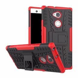 Para Sony Xperia XA2 Ultra Estuche Funda protectora resistente híbrido caliente Combo híbrido Armadura de impacto Funda protectora para Sony Xperia XA2 Ultra desde fabricantes