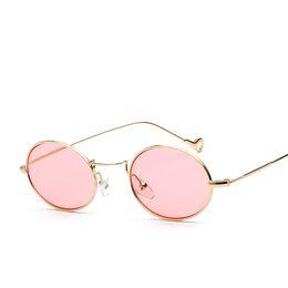 76330a57cc Multicolor al por mayor Adumbral Polarize UV Full Metal Frames Sun Glasses  Men Retro Metal Frame Pequeñas gafas de sol redondas para mujeres