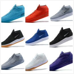 Wholesale Ad Discount - Wholesales 2017 New mens KOBE A.D. NXT 12 men Training Sneakers High quality KOBE AD MID Casual Sport Running Shoes discount Cheap