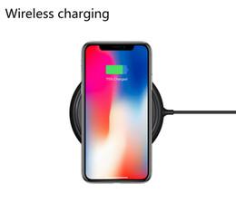 Wholesale Wireless Nano Usb - Wireless charging Goophone ix X Dual 3G WCDMA Quad Core MTK6580 1.2GHz 1GB 16GB Android 6.0 Face ID Smartphone