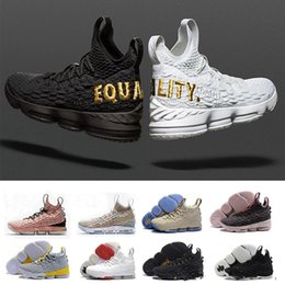 premium selection e8c90 007c9 lebron james 15 shoes Neue Basketballschuhe Ashes Fruity Pebbles Ghost  GLEICHHEIT City Edition black gum Stolz von Ohio BHM Turnschuhe Sportschuhe  Größe ...