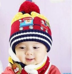 chinese winter hats Coupons - 2018 aaa quality fashion chinese knitted  autumn winter children s hat   e7645cdbb697