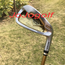 Wholesale Iron Man Star - high quality golf clubs Honma golf irons S-03 4 star forged irons set 4-11 AW SW with Graphite Stiff shaft