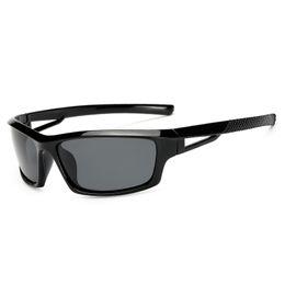d8b93603ed Gafas de sol KNOTOLUS 2018 Nuevas gafas de sol polarizadas Hombres Ray  Banda Espejo Gafas al por mayor de China Dropship lentes de sol