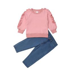 SAMGAMI BABY Mädchen Kleidung Sets 2018 Neue Ankunft Sommer Europa Sytle Schwarz Spitze Tops + Rose Weiß Shorts 2 stücke kinder Kleidung Anzug