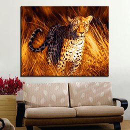 Paint By Number Diy Digital Painting By Numbers Package Cat Caught A Bird Oil Painting Mural Kits Coloring Wall Art Picture Gift Frameless Clients First