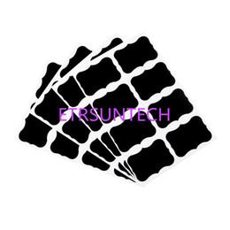 Blackboard Craft Mutfak Kavanoz Organizatör Etiketleri Kara Tahta Tebeşir Kurulu Çıkartmalar Siyah Şişe DIY Stiky Çıkartmalar QW8045 nereden