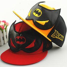 desenhos animados engraçados do basebol Desconto Crianças dos desenhos animados morcego chapéu de basebol considerável engraçado crianças caps confortável textura ajustável bonés de beisebol para crianças meninos meninas