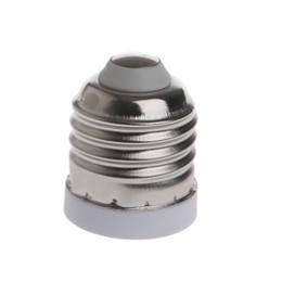 Wholesale E12 Candelabra - Light Bulb Switch Head Socket Adapter Base E27 to Candelabra E12 Screw Reducer L15