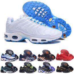 purchase cheap 44c96 65a9e Nike TN plus vapromax 60 Colori All ingrosso Vendita Calda di Alta Qualità TN  Scarpe Sportive Casual da Uomo Nero Bianco Scarpe Da Ginnastica Sneakers ...