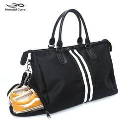 Shoes Storage Sports Bag big SizeTraining Gym Bag Woman Fitness Bags  Waterproof Nylon Cloth Handbag Outdoor Sport Tote women 044f3a9f99