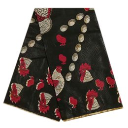 Nouveau véritable Africain Tissu Imprimé Cire Hollandais Coton Pas Cher-Tissus pour Robe Tissu Ankara Tissu Africain Cire Imprimé Tissu ? partir de fabricateur
