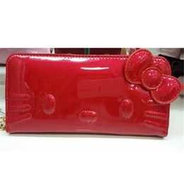 6d7329f6e Hello kitty long famous brand designer purse luxury magic PU female wallet  women leather wallets for women carteira feminina discount hello kitty  wallets