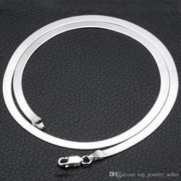 кольцо из оникса из белого золота 18 тыс. Скидка Стерлингового серебра 925 пробы из белого золота змея цепи ожерелье форма лезвия короткие универсальные моды серебряное ожерелье