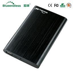 Wholesale fast usb disk - Fast Speed High External Hard Drive 1TB HDD Enclosure sata usb 3.0 hard disk Disco Duro Externo 1TB sata usb aluminum HDD Disk