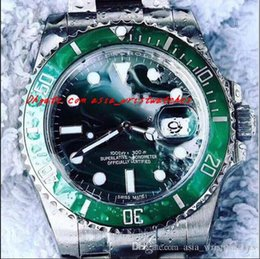 Wholesale Eta Dive Watch - 2018 Luxury Best V7 Version Noob Factory Mens Automatic Watch Ceramic Bezel Swiss Eta 2836 Movement Date Men Luminescent Dial Dive Sport