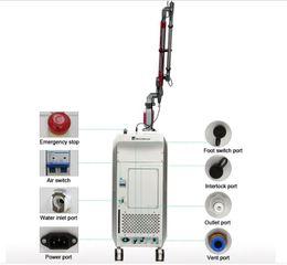switch produttori Sconti Produttore di macchine per la bellezza offre dispositivo di bellezza OEM / ODM 1064 nm 532 nm nd yag laser q-switched nd yag laser tatuaggio macchina di rimozione