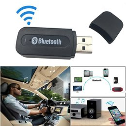 tuner receivers android 2018 - USB Bluetooth Aux Wireless Portable Mini Car Bluetooth Music Audio Receiver Adapter 3.5mm Stereo Audio for iPhone Android phones