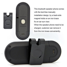 universal bluetooth multipoint speakerphone Coupons - Multipoint Audio Music Receiver Wireless Bluetooth Hands For Car Free Visor Speakerphone Car Kit Multipoint Audio Music Receiver