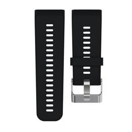 Argentina Excelente calidad banda de reloj correa de reloj de reemplazo bandas con herramientas para Garmin Vivoactive HR Fashion Straps cheap watch band replacement tool Suministro