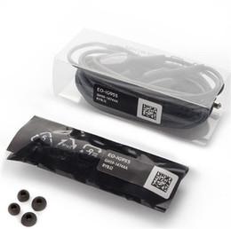 продать samsung galaxy s5 Скидка S8 наушники 3.5 мм наушники-вкладыши гарнитура наушники Наушники с микрофоном пульт дистанционного управления громкостью для SAMSUNG S8 с розничной упаковке
