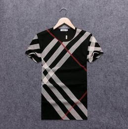 T-shirt à manches courtes pour hommes Hiver 2018 tout neuf à manches courtes 100% coton polo chemise hommes se sentir hanche 3g Designer mens t shirts # A303 ? partir de fabricateur