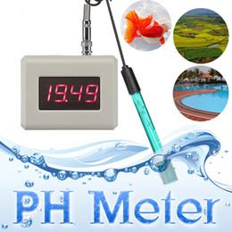 PH Meter Controller PH Monitor online Tipo di penna Tester Soluzione di  calibrazione per display a LED per acquari con piscina per acquari ph penne  ... cbb0b58fea16f