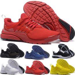 5b5480e4686 black nike free run Desconto nike air presto 2018 Presto Womens e Mens  Running Shoes Triplo