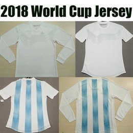 Wholesale Jackets Men Sweden - FOOTBALL FUTBALL SOCCER JERSEY JACKET WORLD CUP RUSSIA 2018 CAMISETA GERMANY FRANCE ENGLAND ARGENTINA BRASIL SWEDEN NEYMAR MESSI MEXICO