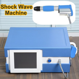 Wholesale massage machine for slimming - Effective Shock Wave Machine Physiotherapy Shockwave Therapy Extracorporeal Neck Shoulder Pain Relief Massage for Arthritis Body Slimming CE