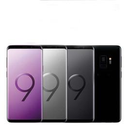 Video real online-2019 el más nuevo Goophone 6.2 pulgadas s8 más S9 1GB 8G 16G muestran 128GB muestran falso 4g lte real 3G teléfono desbloqueado Quad Core Caja sellada Smartphone