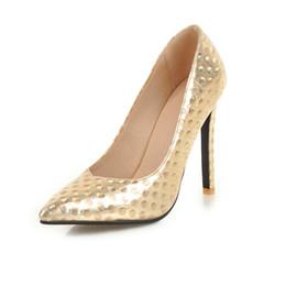 Tiendas de zapatos de boda online-126-101JXYZFree compras Moda ultra puntiagudas zapatos de vestir de la boda del club de tacón alto