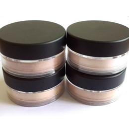 bronzage de bronze Promotion Vente chaude base de minéraux de maquillage 8g SPF15 moyen / léger / juste / bronzé / assez clair / moyen beige / minéral Vail