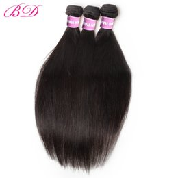 Wholesale flash extensions - 2018 New Brazilian Virgin Hair Extensions Straight Body Wave Loose Human Hair Bundles Cuticle Aligned Flash Deals!