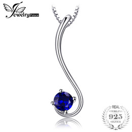 Jewelrypalace Mode Erstellt Blau Spinell Blume Anhänger Für Frauen Echtes 925 Sterling Silber Edlen Schmuck Nicht Enthalten Eine Kette Edler Schmuck Schmuck & Zubehör