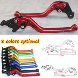 CNC Short Adjustable Brake Clutch Levers for Yamaha YZF R1M 2015 2016