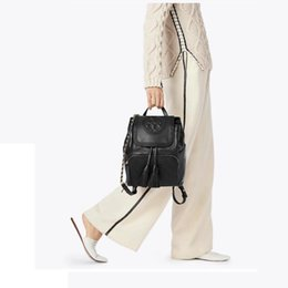 high fashion handbags Promo Codes - Hot high quality brand designer backpack luxury handbag ladies fashion backpack travel bag wallet free shopping