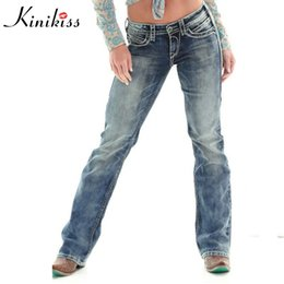86d804fcb87be Plus Size Women Denim Jeans Light Blue Sexy Slim Fashion Loose Pants Worn  Vintage Street Autumn Casual Jeans S-3XL inexpensive sexy women wearing  jeans
