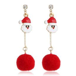 f16aeb485 Fashion Christmas Santa Christmas Tree Tassels Dangle Earrings Brand New  Charms Earrings Women Christmas Decoration Jewelry