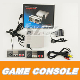 Wholesale Mini Handheld - 2018 TV Handheld Game Console Mini Portable Video For Nintendo NES Windows PC Mac With Box free DHL