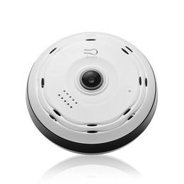 Caméra panoramique 360 degrés HD 960P IP caméra Wi-fi audio bidirectionnel avec fente pour carte SD caméra de sécurité intérieure sans fil IP de sécurité ? partir de fabricateur