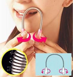 Délicat Corps Facial Hair Remover Bâton Épilateur Filetage Outil de beauté Pince à cheveux Corps Enlèvement Threading soins de santé M9 ? partir de fabricateur