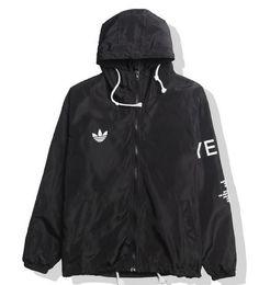 chaqueta de viaje yeezus Rebajas KANYE WEST Hombres Hip Hop Windbreaker MA1 Pilot Tour de los hombres YEEZUS Season Y3 Jacket US Tamaño de la chaqueta a prueba de viento