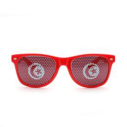 Wholesale flag turkey - Turkey Flag Sunglasses