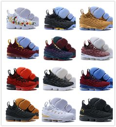 Wholesale new gold finds - Find Similar 50 2018 New Arrival designer shoes 15 EQUALITY Black White Basketball Shoes for Men 15s EP Sports Training Sneakers Size 7-12